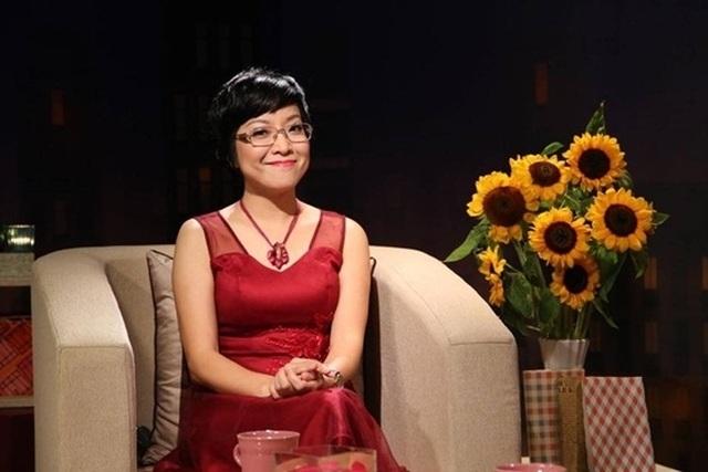 MC Thảo Vân: Làm mẹ là phải có trách nhiệm hạnh phúc - 1