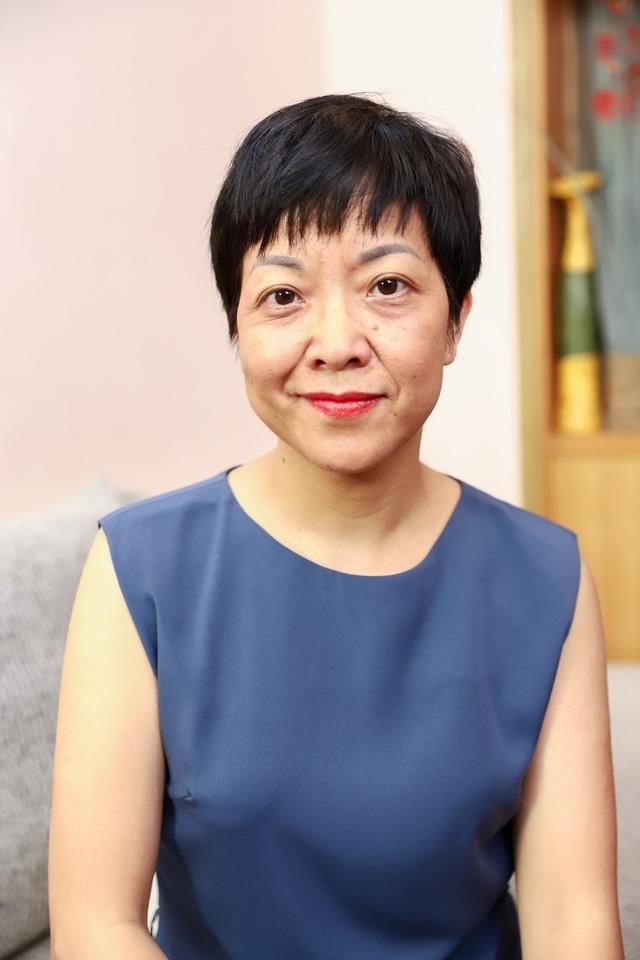MC Thảo Vân: Làm mẹ là phải có trách nhiệm hạnh phúc - 2
