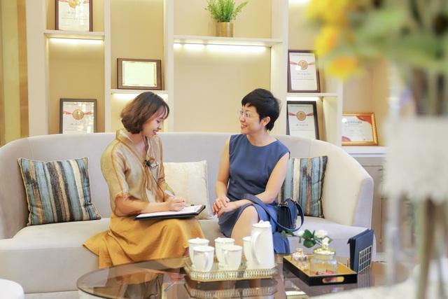 MC Thảo Vân: Làm mẹ là phải có trách nhiệm hạnh phúc - 3
