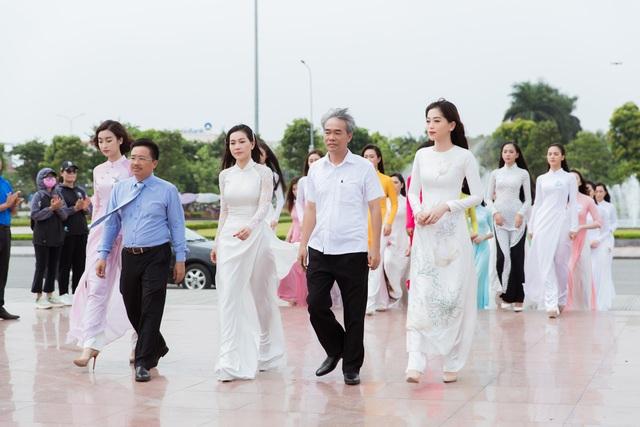 Hoa hậu Đỗ Mỹ Linh cùng dàn người đẹp Miss World Vietnam hội tụ ở xứ nhãn - 1