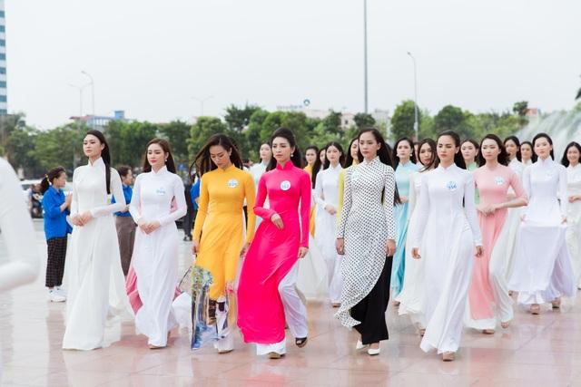Hoa hậu Đỗ Mỹ Linh cùng dàn người đẹp Miss World Vietnam hội tụ ở xứ nhãn - 5