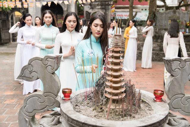 Hoa hậu Đỗ Mỹ Linh cùng dàn người đẹp Miss World Vietnam hội tụ ở xứ nhãn - 8