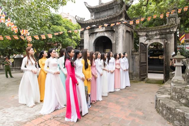 Hoa hậu Đỗ Mỹ Linh cùng dàn người đẹp Miss World Vietnam hội tụ ở xứ nhãn - 9