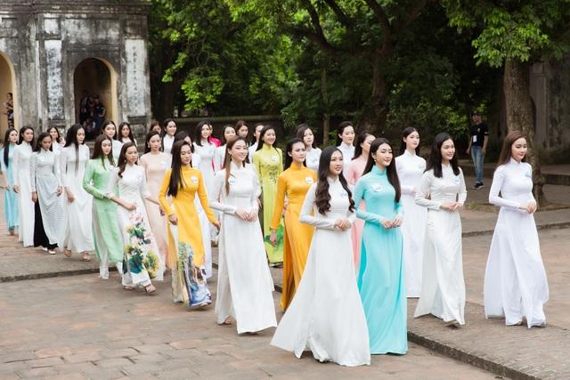 Hoa hậu Đỗ Mỹ Linh cùng dàn người đẹp Miss World Vietnam hội tụ ở xứ nhãn - 11