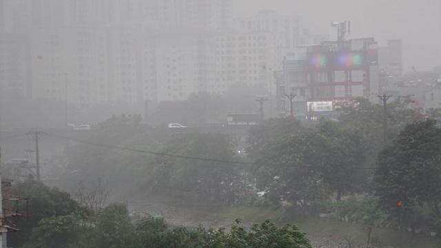Bão số 2 suy yếu thành áp thấp, nhiều nơi tiếp tục mưa to - 2