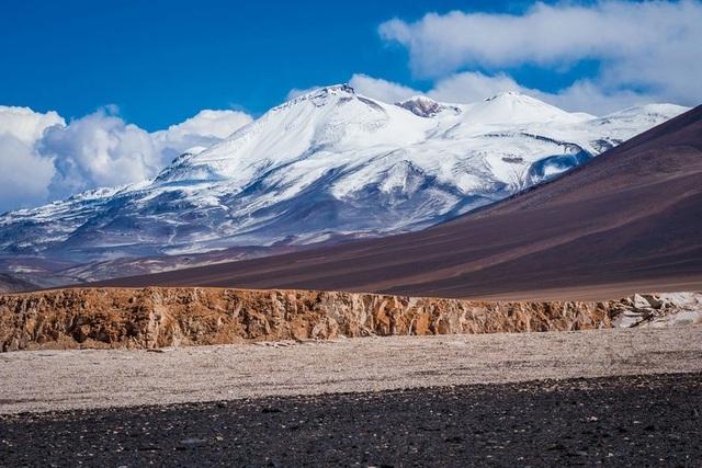 Những ngọn núi lửa cao nhất thế giới - 9