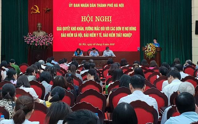 Hà Nội: Nợ bảo hiểm xã hội tới hơn 2.000 tỷ đồng - 1