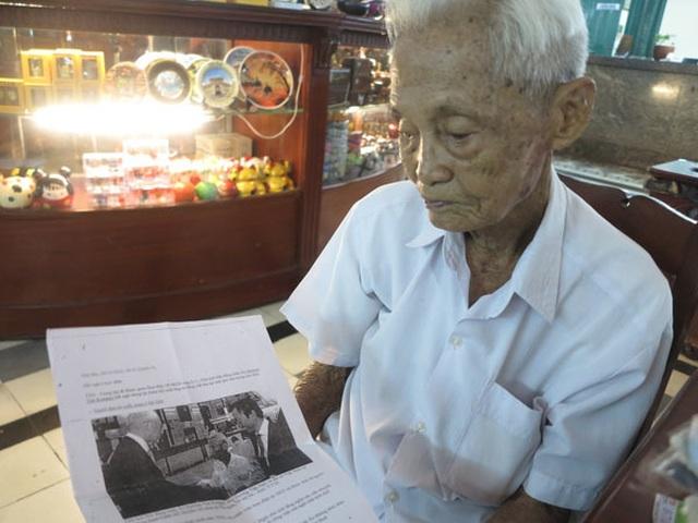 Cụ ông 89 tuổi gần 30 năm đạp xe đi viết thư thuê ở bưu điện Sài Gòn - 5