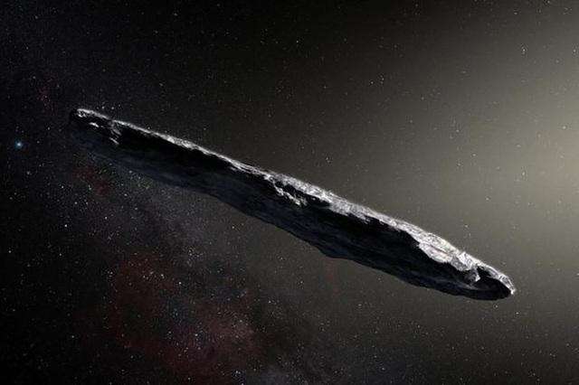 Vật thể liên sao kì lạ Oumuamua khiến giới khoa học đau đầu - 1