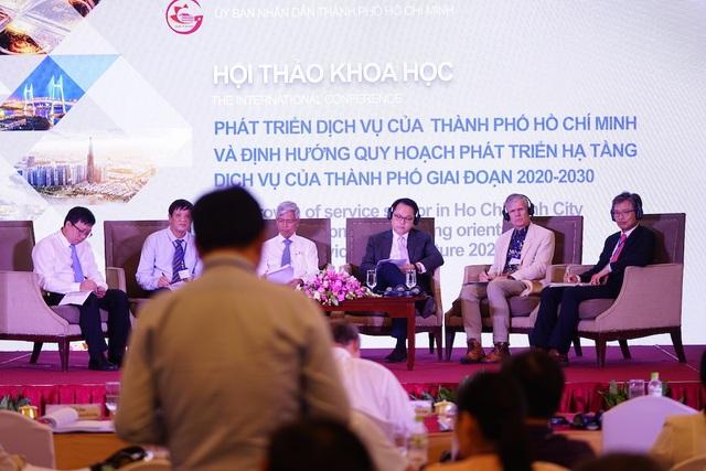 TPHCM: Quy hoạch hạ tầng dịch vụ phải đặt trong cách mạng công nghiệp 4.0 - 2