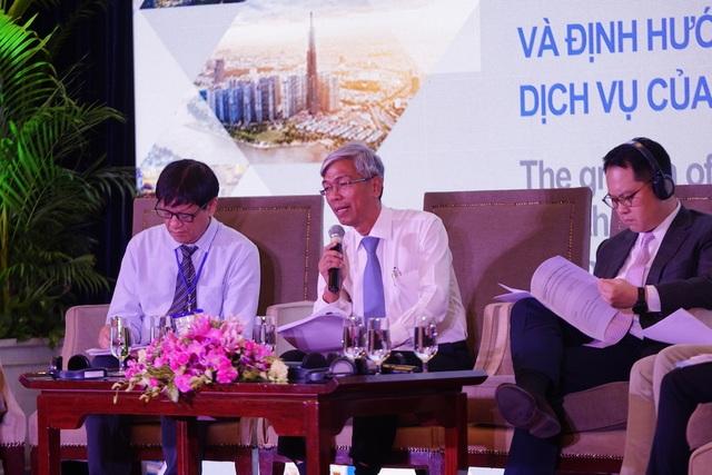 TPHCM: Quy hoạch hạ tầng dịch vụ phải đặt trong cách mạng công nghiệp 4.0 - 5