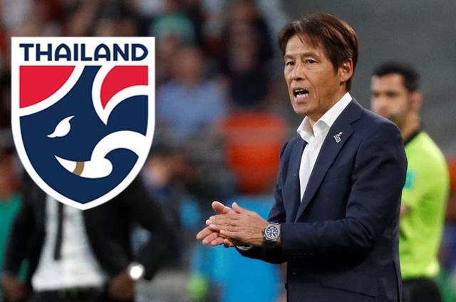 Báo giới Thái Lan sốc khi HLV Akira Nishino tuyên bố chưa ký hợp đồng - 1