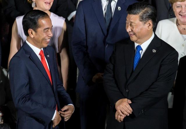 Vay vốn 91 tỷ USD theo Vành đai Con đường, Indonesia đòi Trung Quốc lập quỹ hỗ trợ - 1