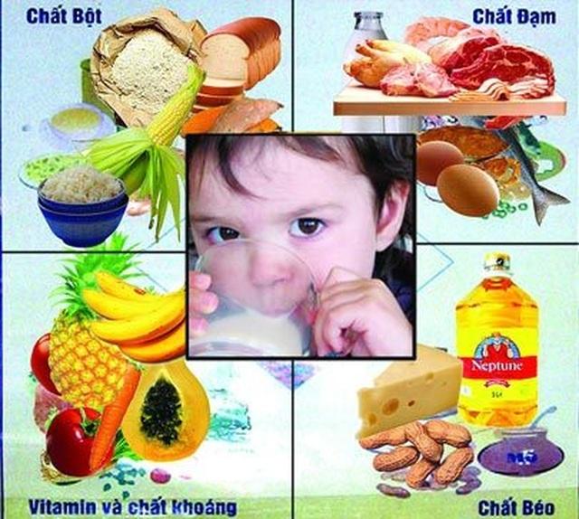 Vi chất dinh dưỡng: Trong thức ăn tốt hơn từ thực phẩm chức năng - 2