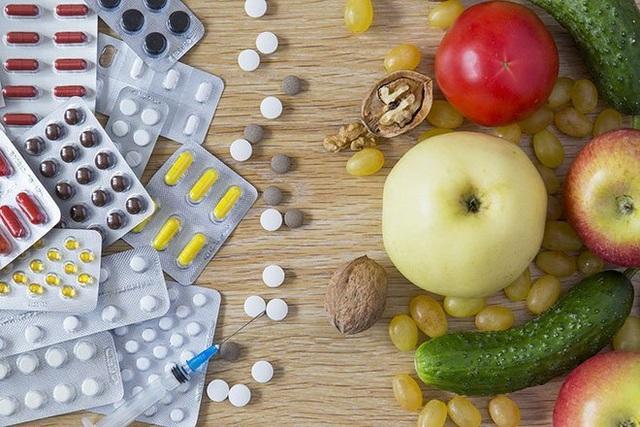 Vi chất dinh dưỡng: Trong thức ăn tốt hơn từ thực phẩm chức năng - 3