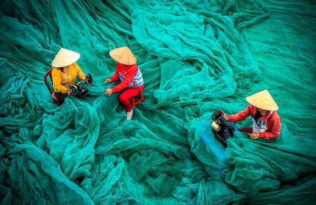 Vẻ đẹp lao động của Việt Nam trong những khoảnh khắc của thế giới - 1