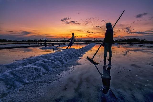 Vẻ đẹp lao động của Việt Nam trong những khoảnh khắc của thế giới - 12