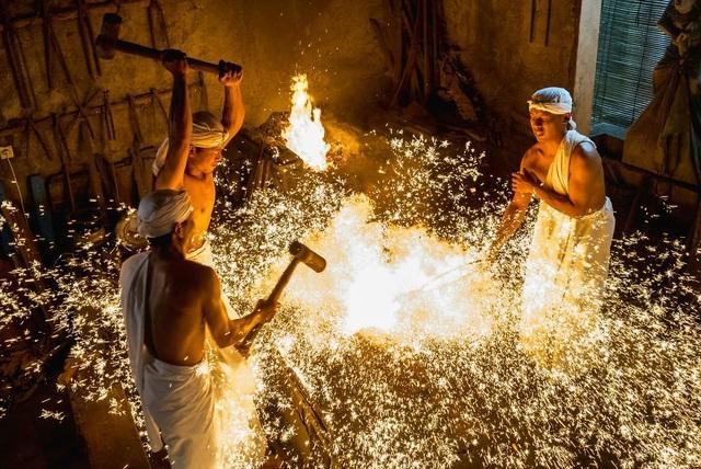 Vẻ đẹp lao động của Việt Nam trong những khoảnh khắc của thế giới - 14