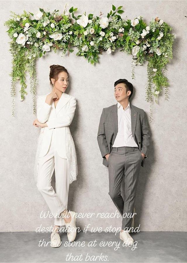 Lộ thiệp cưới và những yêu cầu khi tham dự hôn lễ Quốc Cường - Đàm Thu Trang - 6