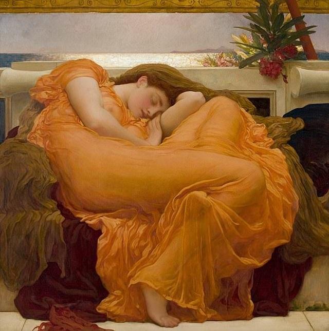 """Mùa hè nhìn ngắm lại bức tranh thiếu nữ ngủ trong """"Tháng 6 rực lửa"""" - 1"""