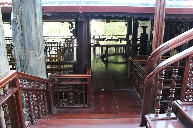 """Khám phá ngôi nhà gỗ 5 tầng """"độc nhất vô nhị"""" của lão gia ở Hà Tĩnh - 10"""