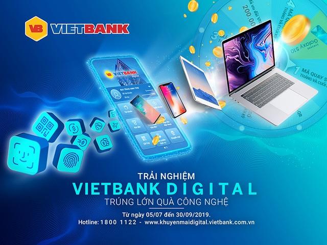 Vietbank ra mắt ứng dụng di động ngân hàng đem đến tiện ích tối đa cho khách hàng - 2