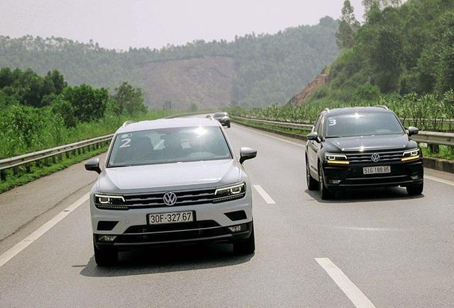 375 chiếc Volkswagen Tiguan tại Việt Nam có nguy cơ gãy lò xo giảm xóc sau - 1
