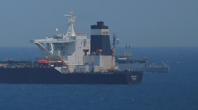 Mỹ lên tiếng vụ Anh bắt tàu chở dầu Iran  - 1