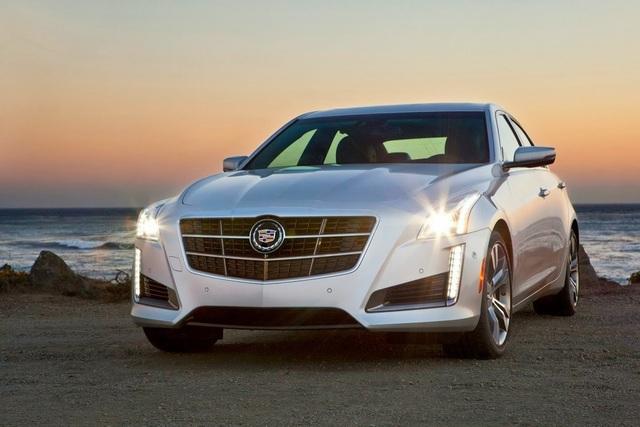 Dòng sedan chuẩn Mỹ Cadillac CTS bị khai tử - 2