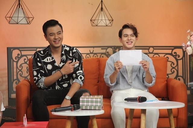 """Tuấn Tú, Quang Anh bật mí những gì về kết phim """"Về nhà đi con""""? - 4"""