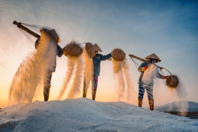 Vẻ đẹp lao động của Việt Nam trong những khoảnh khắc của thế giới - 3