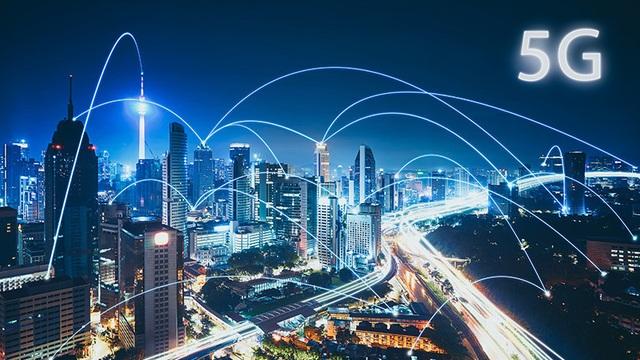 Bộ TTTT cấp phép cho VNPT Vinaphone thử nghiệm 5G tại Việt Nam - 1