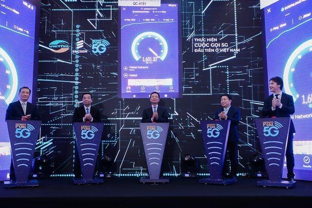 Bộ TTTT cấp phép cho VNPT Vinaphone thử nghiệm 5G tại Việt Nam - 2