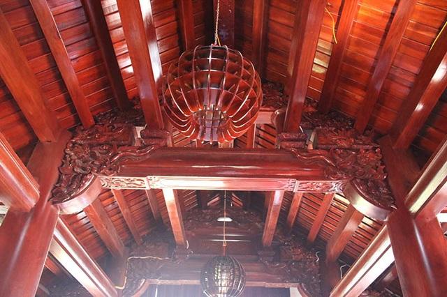"""Khám phá ngôi nhà gỗ 5 tầng """"độc nhất vô nhị"""" của lão gia ở Hà Tĩnh - 24"""