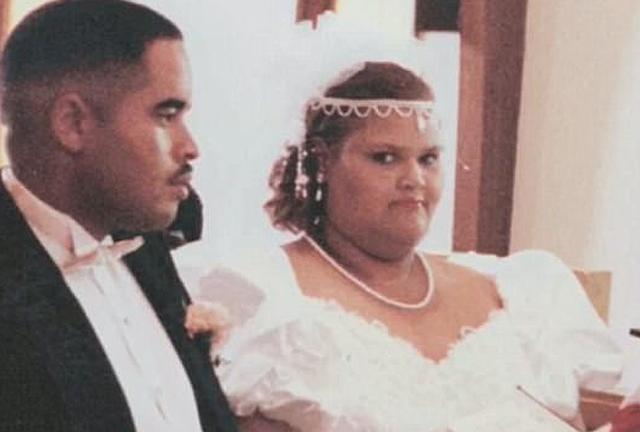 Bà mẹ giảm 270 kg vì... xấu hổ với các con - 2