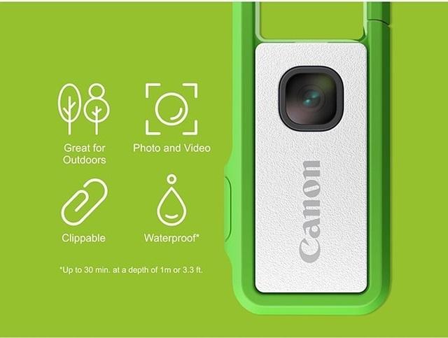 Canon giới thiệu máy ảnh tí hon với thiết kế siêu độc đáo - 2