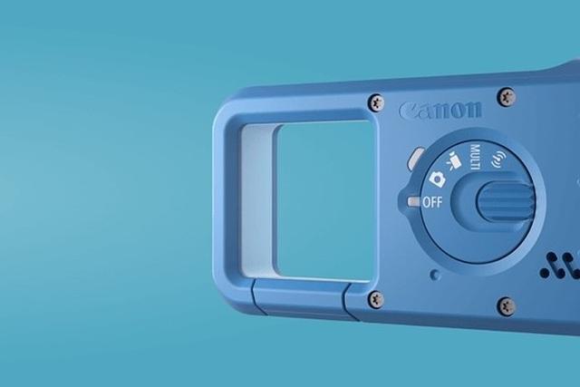 Canon giới thiệu máy ảnh tí hon với thiết kế siêu độc đáo - 4