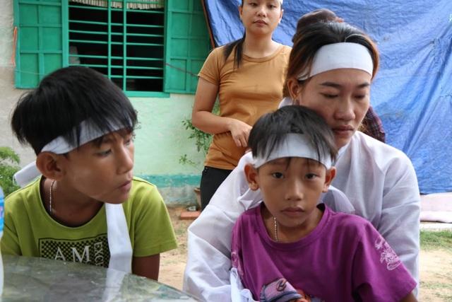 Tang thương xóm chài nghèo, 1 nhà 3 người chết - 5