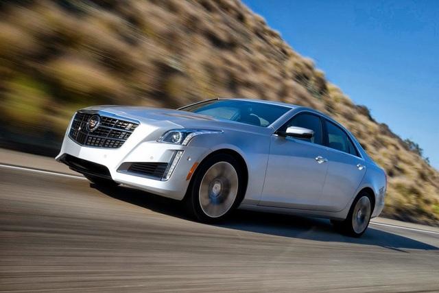 Dòng sedan chuẩn Mỹ Cadillac CTS bị khai tử - 4