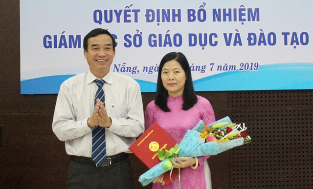 Đà Nẵng có tân Giám đốc Sở Giáo dục  Đào tạo - 1