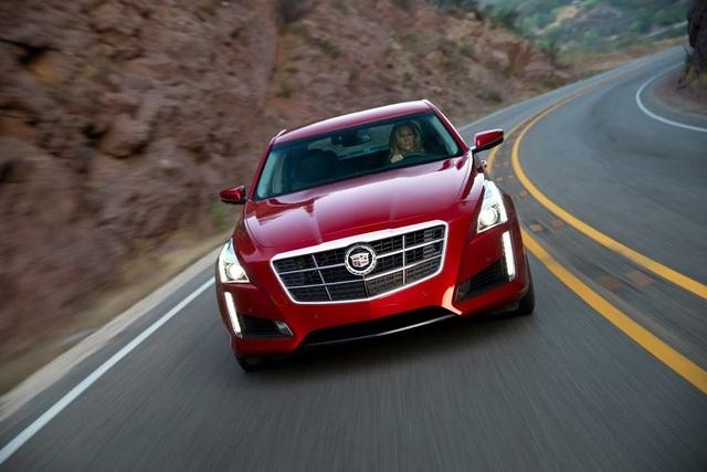 Dòng sedan chuẩn Mỹ Cadillac CTS bị khai tử - 1