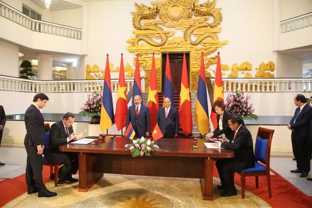 Thủ tướng Armenia muốntạo bước ngoặt về chất trong quan hệ với Việt Nam - 4