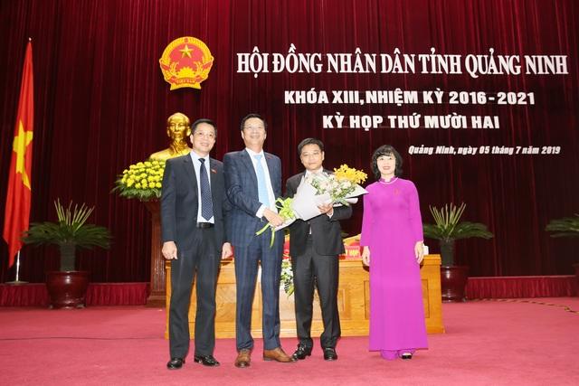 Nguyên Chủ tịch VietinBank Nguyễn Văn Thắng được bầu làm Chủ tịch Quảng Ninh - 2