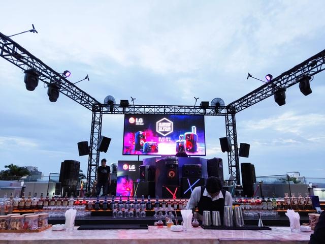 'Loa kẹo kéo' đầu tiên tại Việt Nam của LG được ra mắt.jpg