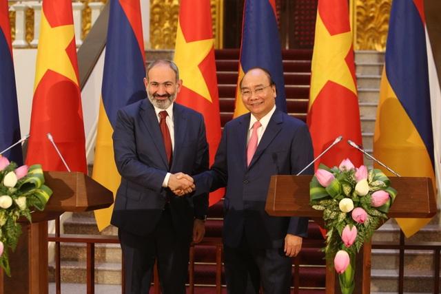 Thủ tướng Armenia muốntạo bước ngoặt về chất trong quan hệ với Việt Nam - 5