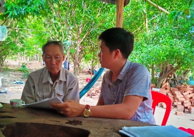 Bài 10: Huyện Phú Quốc kiểm tra, người dân đồng loạt khẳng định bị giả mạo chữ ký! - 5