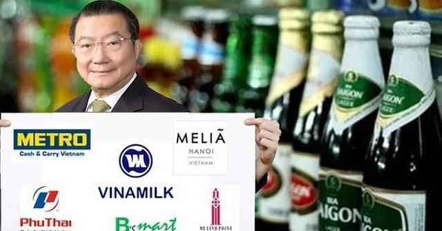 Tỷ phú Thái đứng sau loạt thương hiệu Việt vừa tăng hơn 1.000 tỷ đồng hôm qua - 1