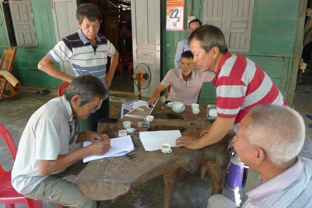 Bài 10: Huyện Phú Quốc kiểm tra, người dân đồng loạt khẳng định bị giả mạo chữ ký! - 3