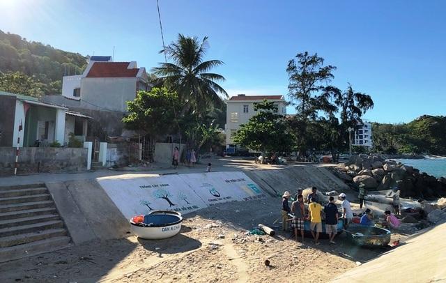 Bình Định: Xã đảo Nhơn Châu sẽ có điện cả ngày lẫn đêm - 1