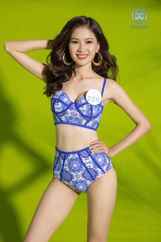 34 người đẹp Miss World khoe hình thể nóng bỏng trong trang phục bikini - 2